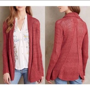 ANTHROPOLOGIE - Angel of the North cardigan